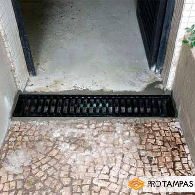 Grelhas para pisos